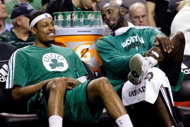 Garnett y Pierce jugarán juntos en los Nets