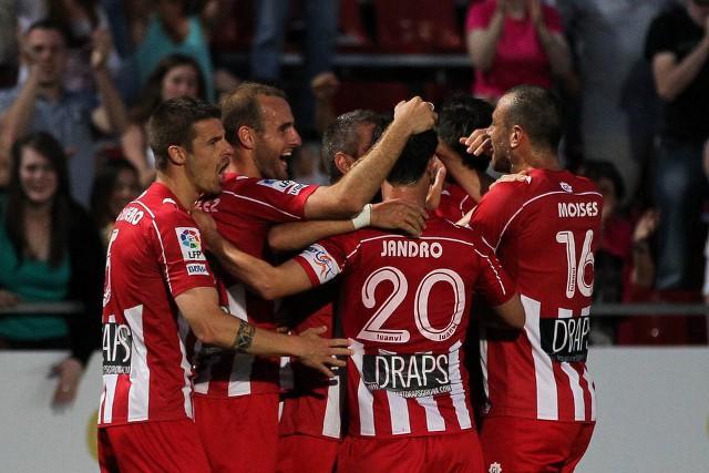El Girona todavía sueña con la Primera División