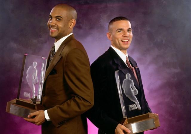 NBA: Grant Hill y Jason Kidd, llegaron a la vez y se marchan a la vez
