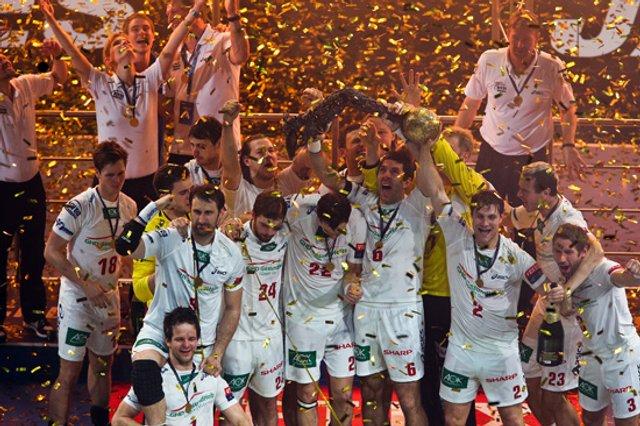 Hamburgo gana por primera vez la Copa de Europa de balonmano