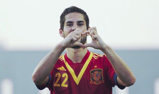 Isco jugará en el Real Madrid