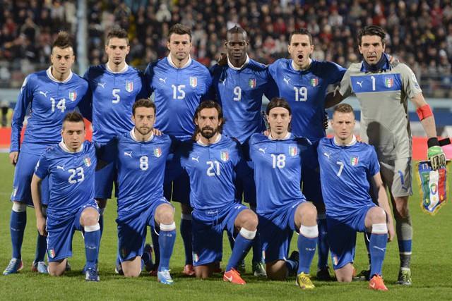 Selección de fútbol de Italia