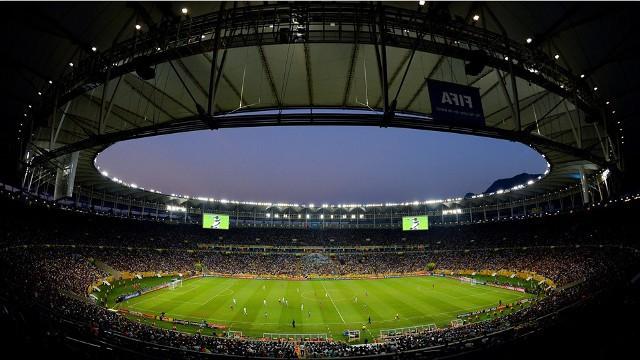 Maracaná espera a los fnalistas de la Copa Confederaciones 2013