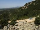 Rally de Cerdeña: Ogier es líder después de la primera jornada, Dani Sordo marcha 4º