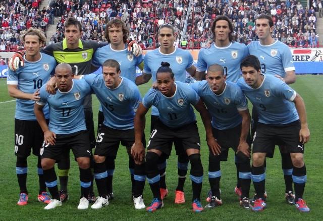 Uruguay será el primer rival de España en la Confederaciones 2013