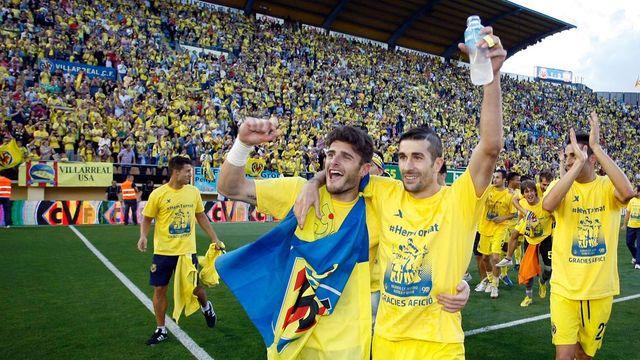 El Villarreal regresa a Primera División