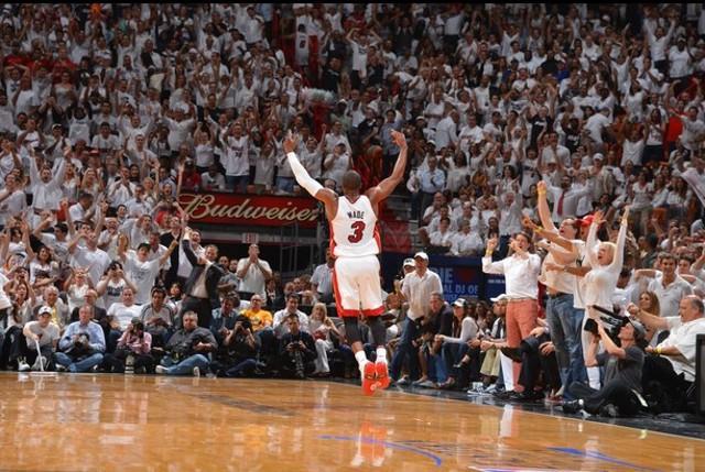 Los Miami Heat vuelven a la final de la NBA por tercer año consecutivo