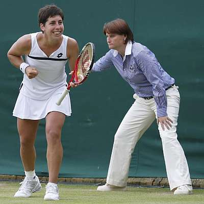 Wimbledon 2013: Carla Suárez Navarro a octavos de final en Wimbledon