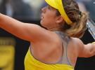 WTA Hertogenbosch 2013: Suárez Navarro y Muguruza semifinalistas; WTA Eastbourne 2013: Wozniacki y Hampton semifinalistas