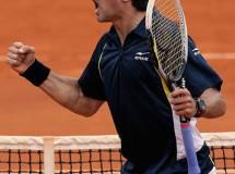 Roland Garros 2013: Robredo en brillante partido vence a Almagro y con Federer, Ferrer y Tsonga avanza a 4tos