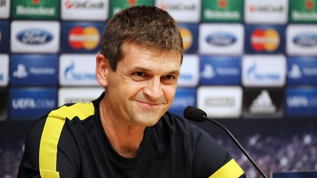 Luto en el mundo del fútbol tras el fallecimiento de Tito Vilanova