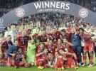 Supercopa de Europa 2013: el Bayern gana en los penaltis