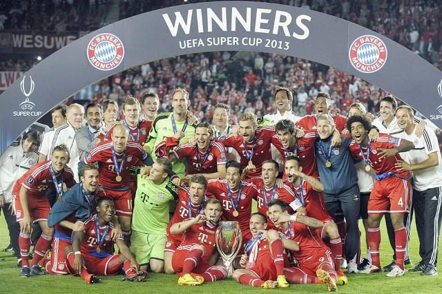 Bayern Munich conquistó su primera Supercopa de Europa