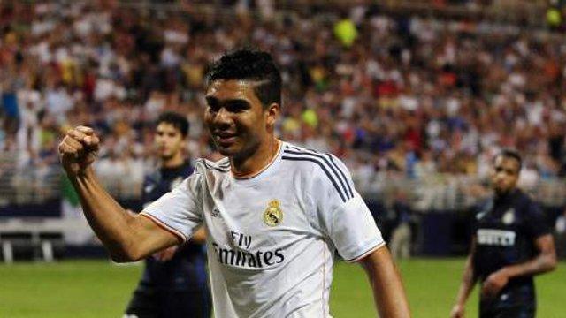 Casemiro ha cuajado una gran pretemporada con el Real Madrid