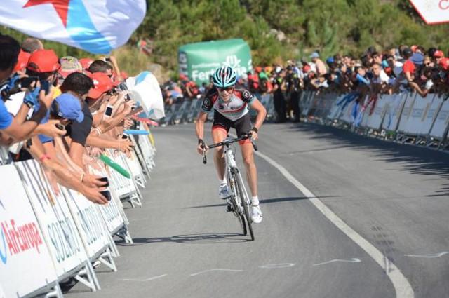 Horner es el nuevo líder de la Vuelta a España 2013