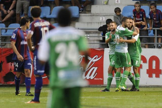 Liga Española 2013-2014 2ª División: resultados y clasificación de la Jornada 2