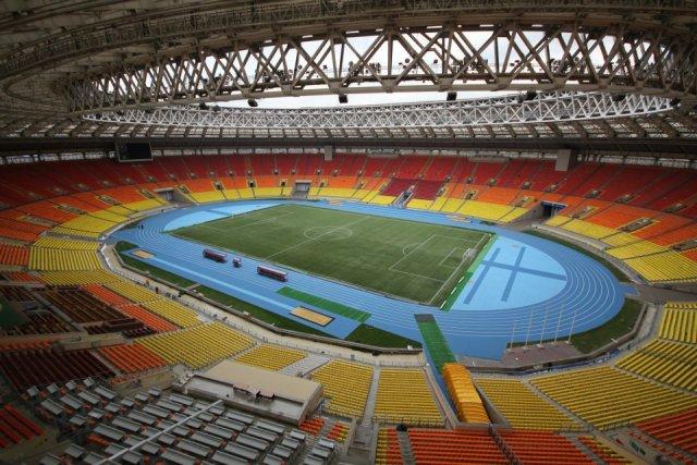 Todo listo en Moscú para que comience el Mundial de atletismo