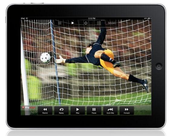 Futbol-Tablet