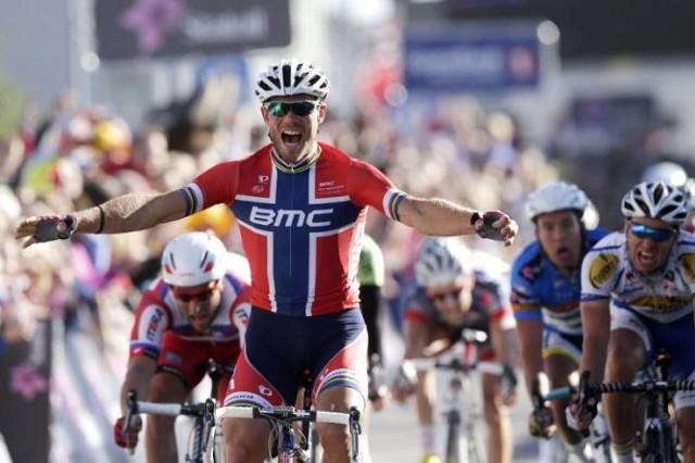 El noruego Thor Hushovd deja el ciclismo tras 15 años de carrera