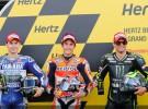 GP Gran Bretaña de motociclismo 2013: Márquez, Viñales y Nakagami consiguen las poles