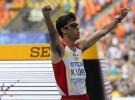 Mundial de atletismo 2013: Miguel Ángel López suma la primera medalla para España