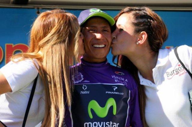Nairo Quintana ganó la Vuelta a Burgos 2013