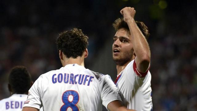 El Lyon de Gourcuff ha comenzado la liga como líder