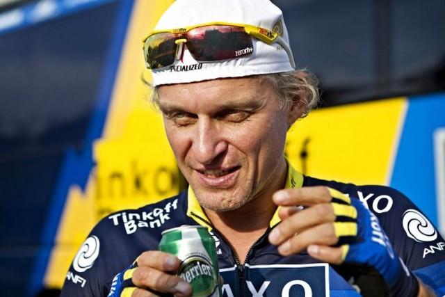 Tinkov dejará de ser jefe de Contador para crear su propio equipo en 2014