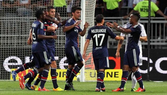 El Olympique jugará la previa de la Champions con la Real Sociedad