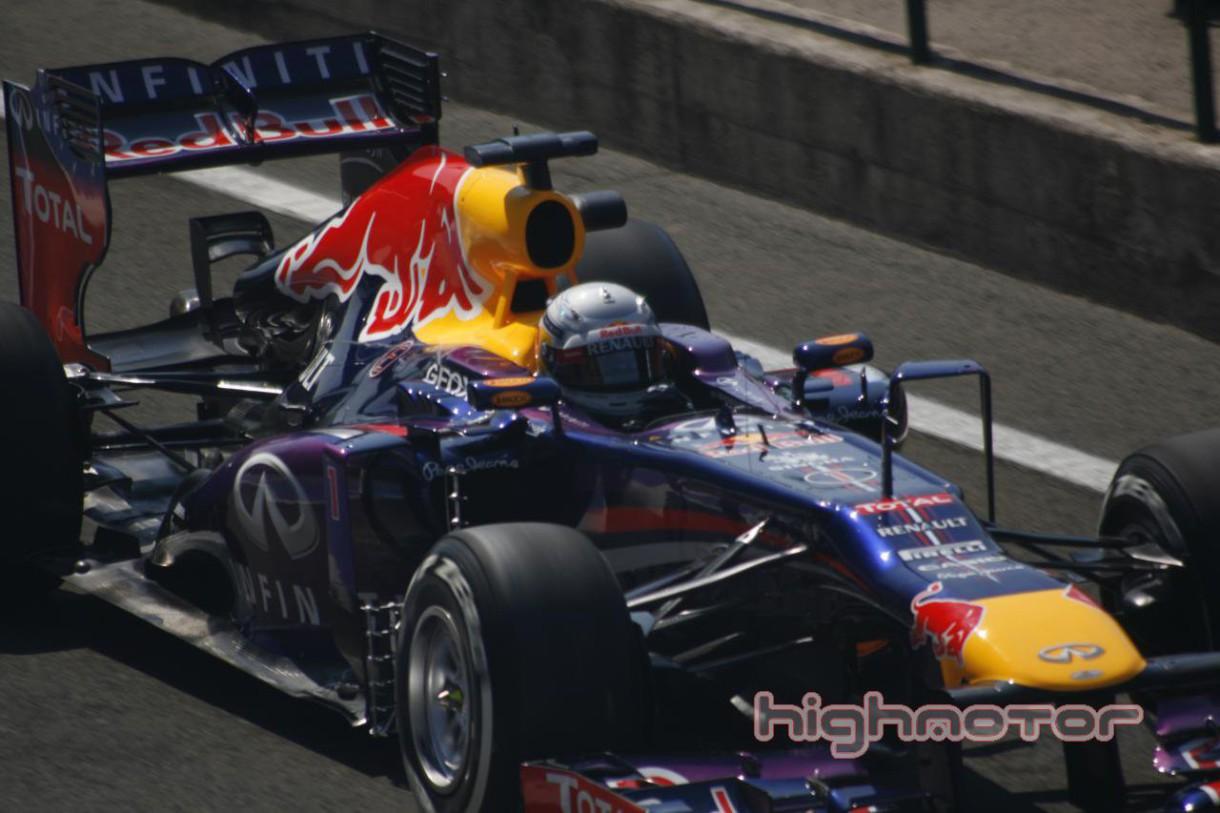 GP de Singapur 2013 de Fórmula 1: Hamilton y Vettel dominan el viernes en Marina Bay