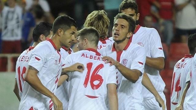 El Sevilla, muy cerca de la fase de grupos de la Europa League