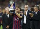 Supercopa 2013: el Barcelona gana el primer título de la temporada