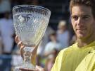 ATP Washington 2013: Del Potro vence a Isner y se corona campeón
