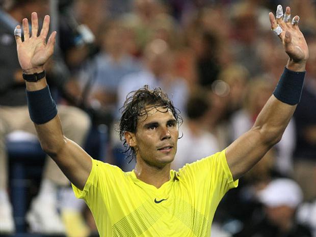 Masters 1000 de Cincinnati 2013: Rafa Nadal y Federer se verán las caras en cuartos