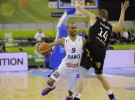 Eurobasket 2013: Grecia y Letonia destacan en una jornada llena de sorpresas