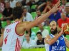 Eurobasket de Eslovenia 2013: Croacia elimina a Grecia y pasa como primera de grupo
