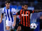Liga de Campeones 2013/2014: la Real Sociedad cae ante el Shakhtar y otros resultados de la Jornada 1
