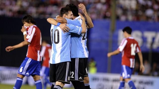 Argentina estará en el Mundial de Brasil 2014