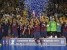 El Barça gana la Supercopa de España 2013 de fútbol sala