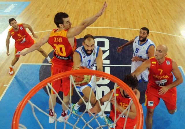 España-Grecia