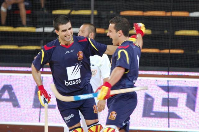España-Hockey-Patines