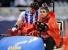 La mala suerte de Esteban Granero en la Real Sociedad
