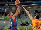 Eurobasket de Eslovenia 2013: Francia derrota a España que peleará por el bronce con Croacia