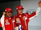 Kimi Raikkonen será compañero de Fernando Alonso en Ferrari de donde sale Felipe Massa