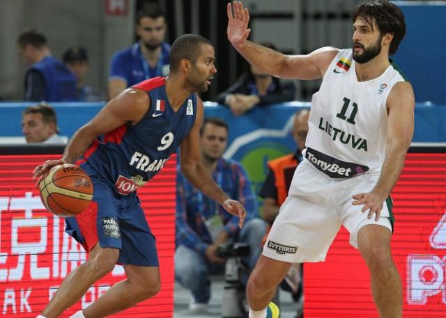 Francia-Lituania-Eurobasket-Eslovenia