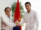 Javi Gracia es el nuevo entrenador del Osasuna