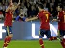 España consigue medio billete para Brasil 2014 en Finlandia