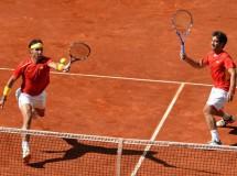 Copa Davis 2013: España certifica la permanencia con la victoria de Nadal y López en dobles