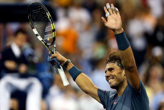 US Open 2013: Nadal gana a Robredo y jugará semifinales con Gasquet