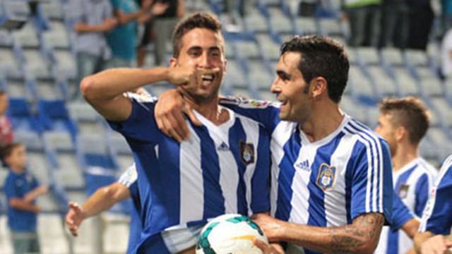 El Recre lidera la Segunda División tras la Jornada 6